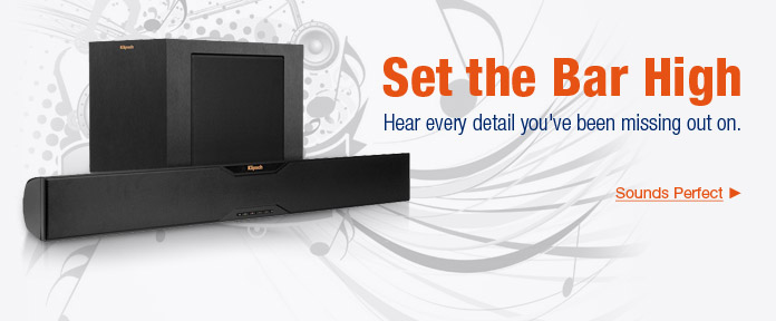 Home Audio Deals - Awesome Discounts