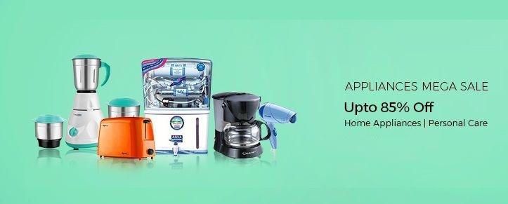 Awesome Offers on Personal Appliances