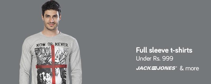 Jack n Jones T-Shirts Under 999