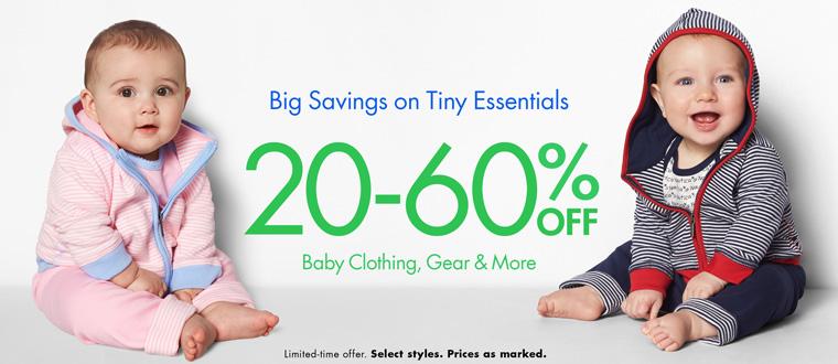 Baby Clothing - Upto 80% OFF